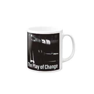 The Play of Change Mugs