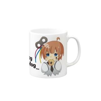 ぜんまい娘(もぐもぐVer.) Mugs