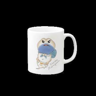ちょいおこゼノガマ マグカップ