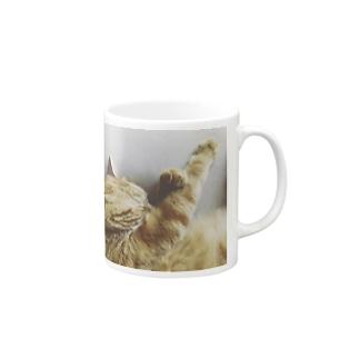 トラ猫の海老蔵くん Mugs