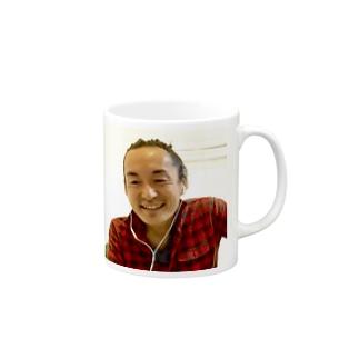 サティさんのグッズ第一弾 Mugs