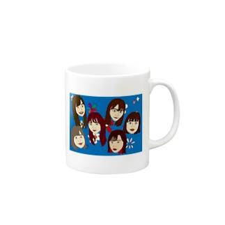 だいがく Mugs