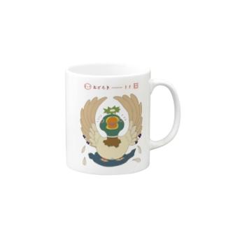 カッパカモ4 Mugs