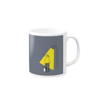 コンビニTシャツ Mugs