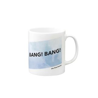 LIME - BANG! BANG! series Mugs