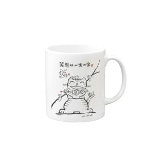 momoco笑顔 Mugs