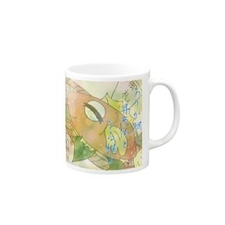 昇天仏ありが鯛(たい)01-ごろ鯛(たい) Mugs