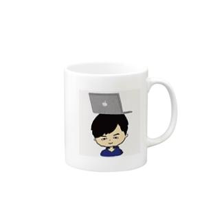 shimoオリジナル Mugs