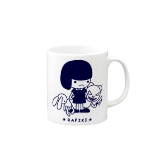 RAFIKI Mugs