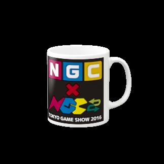 スタジオえどふみ オフィシャルショップの『NGC×NGC2』(TGS2016Ver.) Mugs