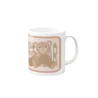 🐻SWEET BEAR🐻~PK~ Mugs