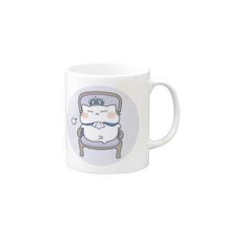 ✽MarshCat✽-王様ごっこ(丸)- Mugs