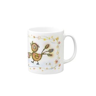 とっ鳥 Mugs