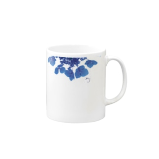 clear flower (花) Mugs