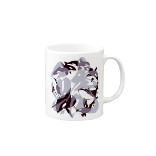 ムラ鯱 Mugs