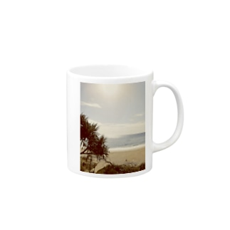 Sunshine beach Mugs