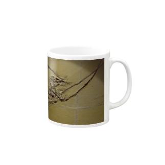 ナゾノカセキ Mugs