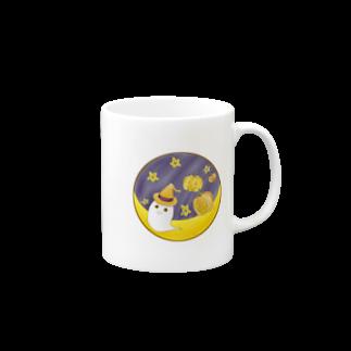 さやめストアのハロウインマグカップ