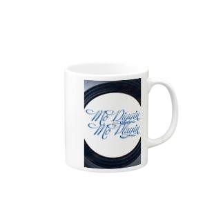 Mo'  Diggin' Mo' Play Mugs