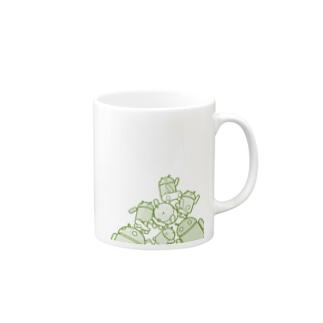 BUGDROIDS Mugs