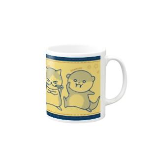 ずんぐりマグ 〜ヴィンテージ〜 Mugs