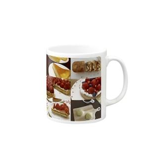 焼き菓子アピール Mugs
