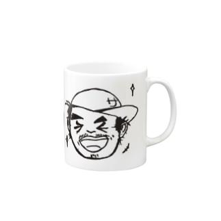 サティマグ 明星デザイン Mugs