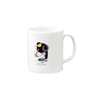 ca*n*ow2020『9』マグカップ Mug