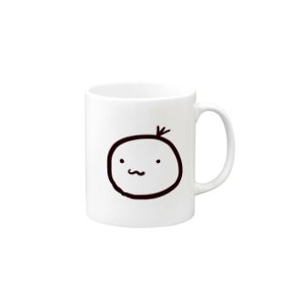 まんじゅう Mugs