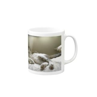 寅吉王子 Mugs