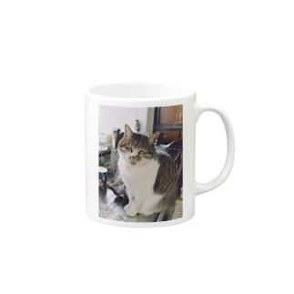 ネコ(五木) Mugs
