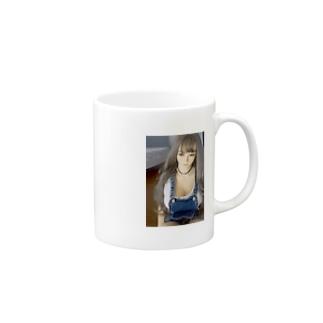 WM Doll #153 145cm E-cup TPE製ラブドール Mugs