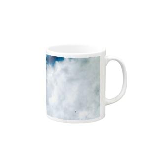 9月の空 マグカップ
