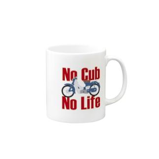 D-StyleのNo Cub No Life Mugs