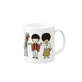 ハローウィン Mugs