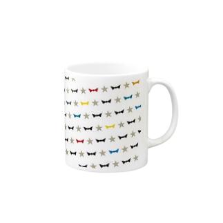 MOUSTACHE CUP #4 Mugs