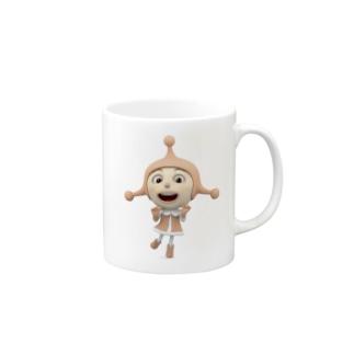コスモキッズ/ポルカ Mugs