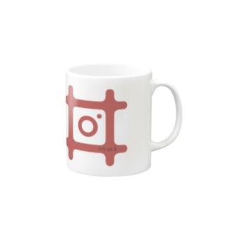 ハシュレコ丼 Mugs