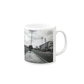 gentry road Mugs