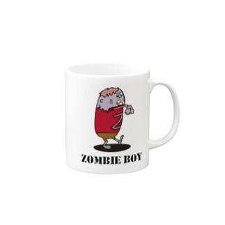 ゾンビ少年 Mugs