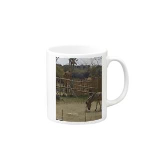 草食動物 Mugs