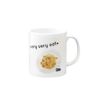 SHIMOoooo/テニフェ(梅)参戦のvery very eat Mugs