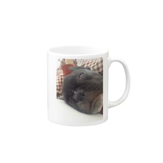 くみぶるの熟睡 Mugs