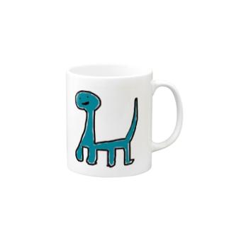 きょうりゅうちゃん Mugs