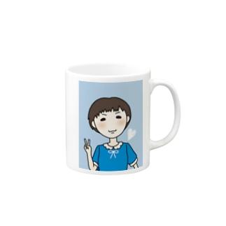 まきろん Mugs