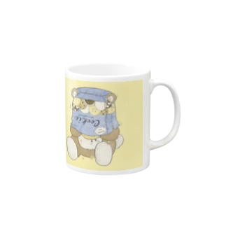 crazy/bear Mugs