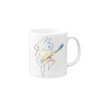 GAINENちゃん Mugs