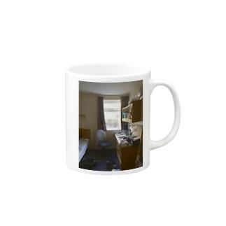 イギリスの部屋 Mugs