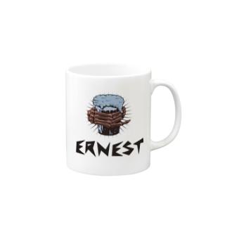 ERNEST Mugs