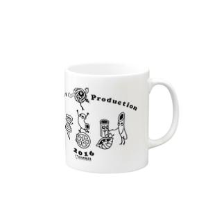 マカロニ星人 Mugs